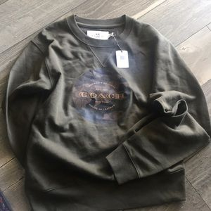 Men's Coach Sweater